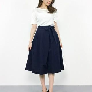 ミスティウーマン(mysty woman)の☆mysty woman☆レースTシャツ☆新品☆(Tシャツ(半袖/袖なし))