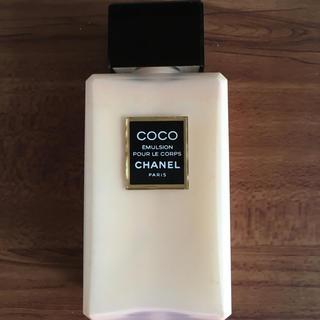 シャネル(CHANEL)のシャネル、ココエルマジョン、プーレコール。ボディ用乳液(乳液 / ミルク)