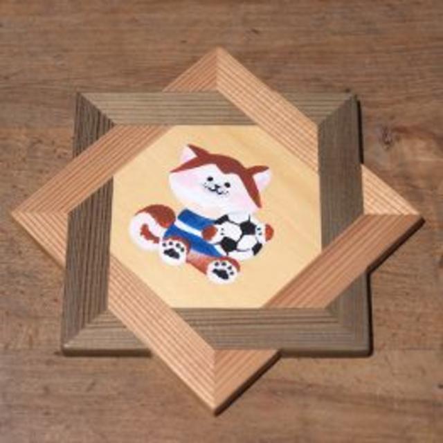 Original(オリジナル)の2020東京オリンピック記念コースター ハンドメイドのインテリア/家具(アート/写真)の商品写真