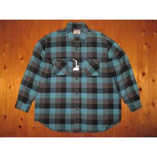 ショット(schott)のショットSchott RANCHER バッファローチェック柄ネルシャツ 4L(シャツ)