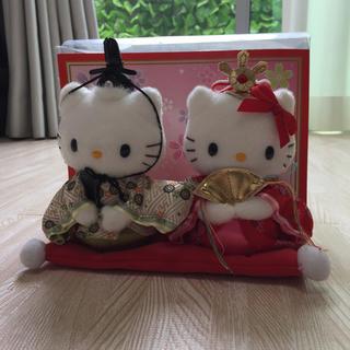 サンリオ - ☆キティーとダニエル☆雛祭りver