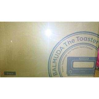 バルミューダ(BALMUDA)のバルミューダ トースター 新品未開封 ブラック(その他)