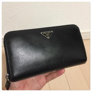 プラダ(PRADA)の《超美品》PRADA(プラダ)長財布(財布)
