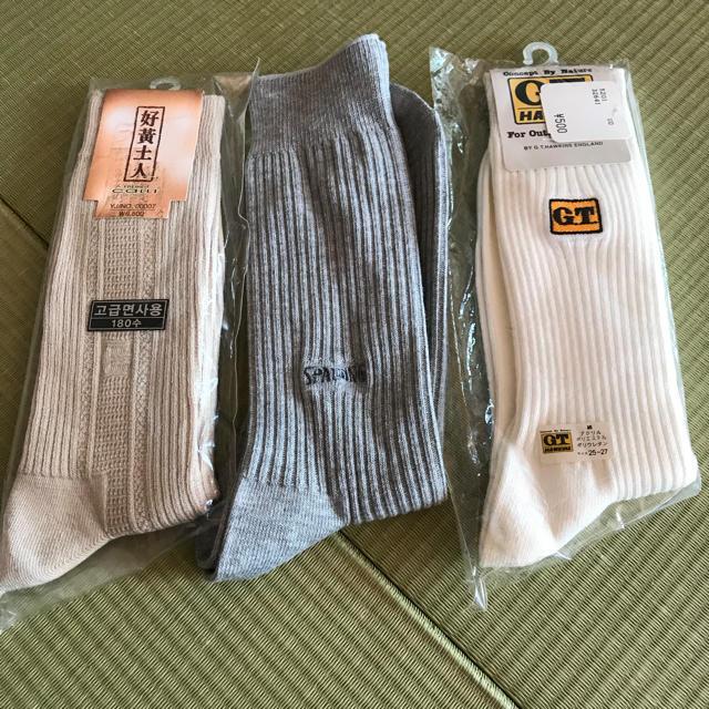 G.T. HAWKINS(ジーティーホーキンス)のメンズ靴下 メンズのレッグウェア(ソックス)の商品写真