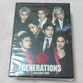 ジェネレーションズ(GENERATIONS)のGENERATIONS BEST GENERATION(ミュージック)