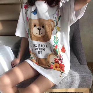 モスキーノ(MOSCHINO)の可愛いTシャツ~MOSCHINO(Tシャツ(半袖/袖なし))