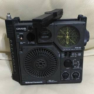 パナソニック(Panasonic)の短波・中波ラジオ COUGAR No7(ラジオ)