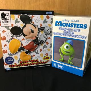 ディズニー(Disney)のミッキーマウス マイク フィギュア 新品(アニメ/ゲーム)