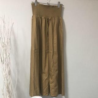GU - GU ロングスカート 美品 今期モデル