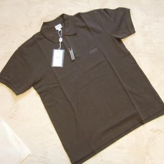 アルマーニ コレツィオーニ(ARMANI COLLEZIONI)の☆新品 ARMANI COLLEZIONI 胸ロゴ 半袖ポロ☆(ポロシャツ)