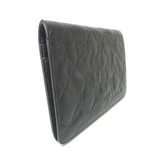 シャネル(CHANEL)のシャネル CHANEL 長財布 カーフレザー シンボルチャーム 1020(財布)