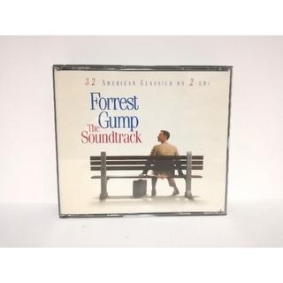 美品『フォレストガンプ/Forrest Gump』サントラCD/国内盤/2枚組(映画音楽)