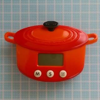 ルクルーゼ(LE CREUSET)のキッチンタイマー(調理道具/製菓道具)