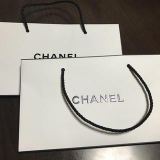 シャネル(CHANEL)のシャネル★紙袋2枚(ショップ袋)