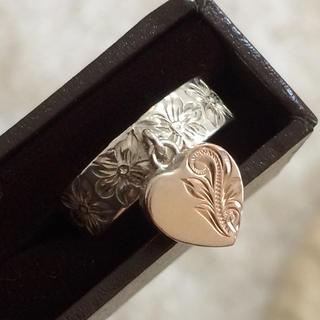 ロノ(LONO)のハワイアンジュエリーリング ロノ(リング(指輪))