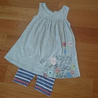 ベビーギャップ(babyGAP)の超かわいい 子供服 90 18-24months BabyGAP ワンピース(ワンピース)