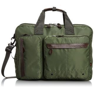 アルファインダストリーズ(ALPHA INDUSTRIES)の新品 ALPHA 3Wayビジネスバッグ 4887 リュック ショルダー 手持ち(トラベルバッグ/スーツケース)
