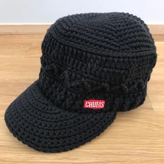 チャムス(CHUMS)のチャムス CHUMS ニットキャップ 帽子(ニット帽/ビーニー)