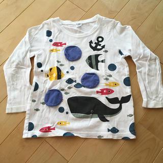 ラグマート(RAG MART)のcheek room 100 ロンT(Tシャツ/カットソー)