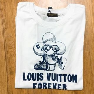 ルイヴィトン(LOUIS VUITTON)のLV FOREVER 向日葵Tシャツ(Tシャツ(半袖/袖なし))