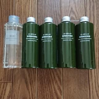ムジルシリョウヒン(MUJI (無印良品))の無印良品化粧水、導入液(化粧水 / ローション)