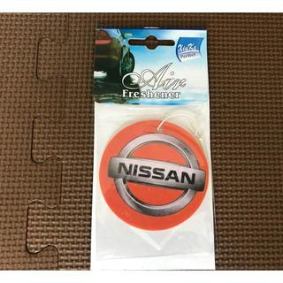 ニッサン(日産)のUS 並行輸入 芳香剤 NISSAN エアフレッシュナー (車内アクセサリ)