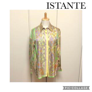 イスタンテ(istante)のISTANTE SILKブラウス(シャツ/ブラウス(長袖/七分))