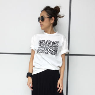 ドゥーズィエムクラス(DEUXIEME CLASSE)のAP STIDIO別注 CINOH ロゴTシャツ(Tシャツ(半袖/袖なし))