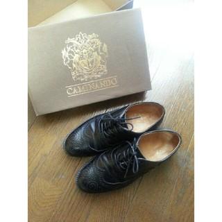 ドゥーズィエムクラス(DEUXIEME CLASSE)のCaminando ウィングチップシューズ(ローファー/革靴)