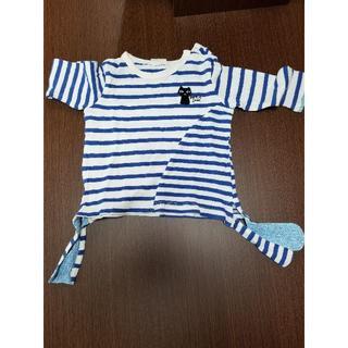 プチジャム(Petit jam)のTシャツ 長袖 プチジャム 90cm KG-K173(その他)