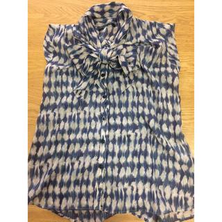 メイソングレイ(MAYSON GREY)のメイソングレイ☆ノースリーブブラウス(Tシャツ(半袖/袖なし))