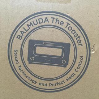 バルミューダ(BALMUDA)のバルミューダ スチーム トースター (電子レンジ)