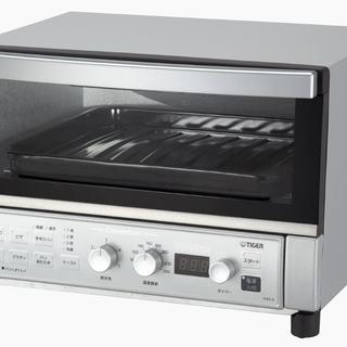 タイガー コンベクション オーブン トースター シルバー(その他)