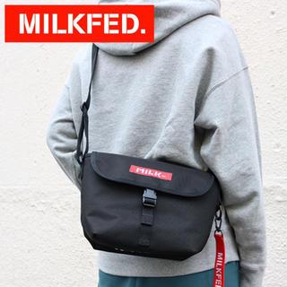 ミルクフェド(MILKFED.)のミルクフェド MILKFED ショルダーバッグ サコッシュ メッセンジャー ミニ(メッセンジャーバッグ)