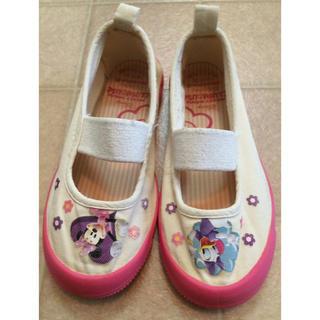 ディズニー(Disney)のディズニー 上履き 上靴 (スクールシューズ/上履き)