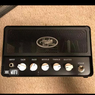 Hyden Mini Mofo Head 5〜15W アンプヘッド(ギターアンプ)