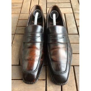ポールスチュアート(Paul Stuart)のポール・スチュアート(大塚製靴) コインローファー スリッポン(スリッポン/モカシン)