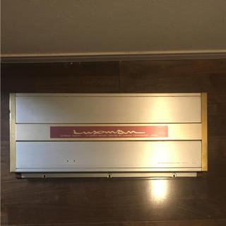 ラックスマン CM6000 6チャンネル 説明書付き  (カーオーディオ)