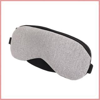 ホットアイマスク USB 安眠  眼精疲労 洗える 充電式  繰り返し(アイケア / アイクリーム)