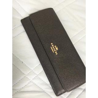 コーチ(COACH)の財布(長財布)