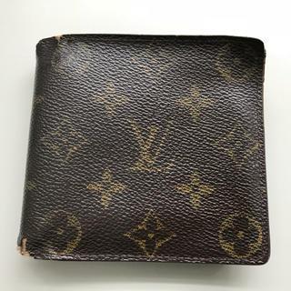 ルイヴィトン(LOUIS VUITTON)のルイヴィトン 財布 2つ折り(折り財布)
