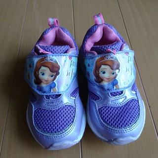 ディズニー(Disney)の小さなプリンセスソフィア☆スニーカー(15)(スニーカー)