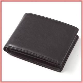 二つ折り財布 財布 本革 牛革(長財布)