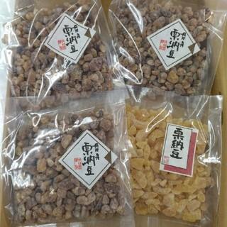 ナカムラヤ(中村屋)の栗納豆製菓用2種(菓子/デザート)