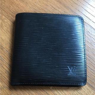 ルイヴィトン(LOUIS VUITTON)のルイヴィトン エピ 二つ折り財布(折り財布)