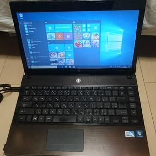 ヒューレットパッカード(HP)の高性能 ssd搭載  大人気 HP ノートパソコン オフィスソフト付き(ノートPC)
