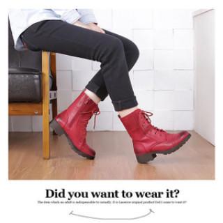 【ゆったり、きつくない】ジッパー付きで脱ぎ履き簡単 ショートブーツ(ブーツ)
