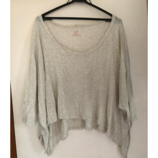 エルエヌエー(LnA)のLNA ゆったりTシャツ(Tシャツ(半袖/袖なし))