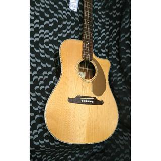 フェンダー(Fender)の新品保証書付き送料無料!!(アコースティックギター)