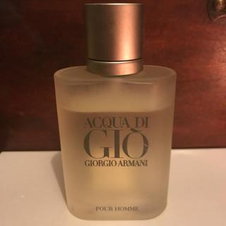ジョルジオアルマーニ(Giorgio Armani)のアクアディジオ プールオム オーデトワレ50ml(ユニセックス)